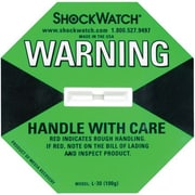 ShockWatch® Indicators, 50/Case