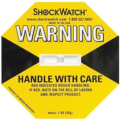 ShockWatch® Indicator, 25G