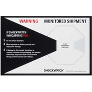 ShockWatch® Companion Label