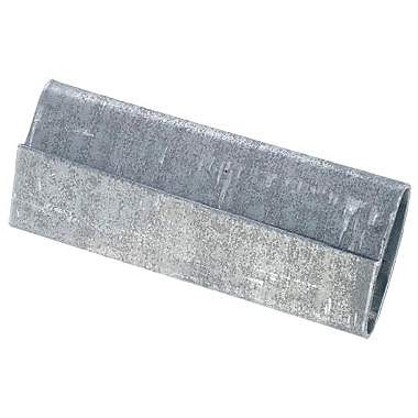 Staples Closed/Thread On Heavy Duty Steel Strapping Seals