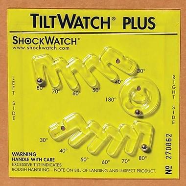 Tiltwatch™ Plus with Label, 50/Case