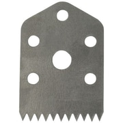"""Staples Replacement Tape Cutting Blade for 5/8"""" Bag Taper, 10/Case"""