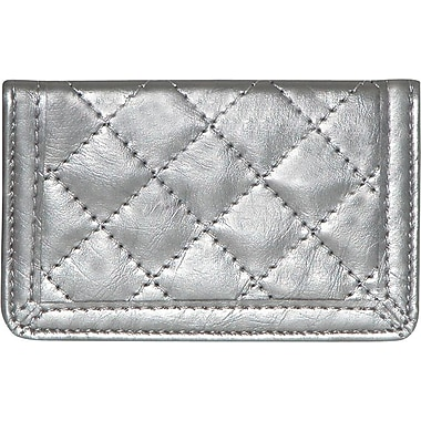 Buxton Quilted Card Cases