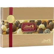 Lindt Gourmet Chocolate Truffles Gift Box, 7.3 oz.