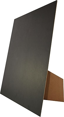 Eco Brites Easel Board, Black, 22