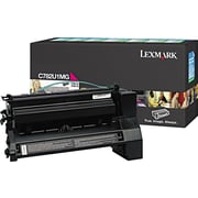 Lexmark XL Magenta Toner Cartridge (C782U1MG), Extra High Yield, Return Program