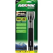Rayovac® Sportsman® Xtreme Flashlight, Green, LED, 3 C Alkaline