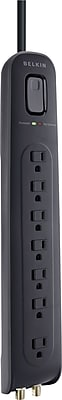 Belkin Ultimate Surge Protector for Home Theater, 7-Outlet, 2,000 Joules