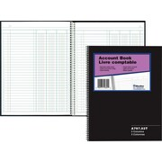 Blueline® A797 Account Book, A797-03T, 3 Columns