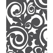Shamrock Printed Tissue, Bold Scroll