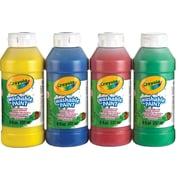 Crayola® - Peinture lavable, couleurs variées, 237 ml