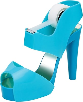 Scotch® High Heel Sandal Designer Desktop Dispenser with Scotch® Magic™ Tape