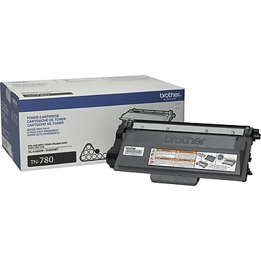 Brother TN-780 Black Toner Cartridge, Super High Yield