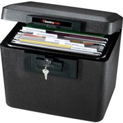 SentrySafe 0.6-Cubic-Foot Fire-Resistant File Safe