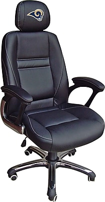 Wild Sports NFL Leather Executive Chair, St. Louis Rams