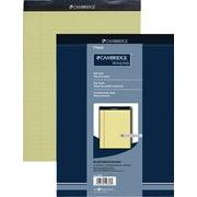 Cambridge® - Tablettes de qualité supérieure, 8-1/2 po x 11-3/4 po, variées