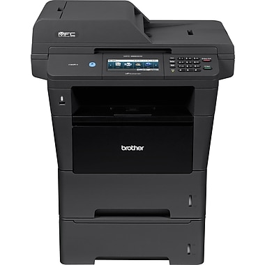 Brother® MFC-8950DWT Laser All-in-One Printer