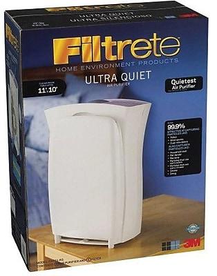 3M™ Filtrete™ Ultra Quiet Air Purifier, 110 Sq. Ft.