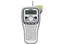 Brother P-Touch PT-H100 Easy Handheld Label Maker Up To 12mm Wide