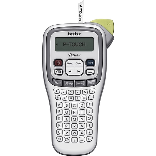Brother® PT-H100 Label Maker