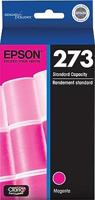 Epson 273 Magenta Ink Cartridge (T273320-S)