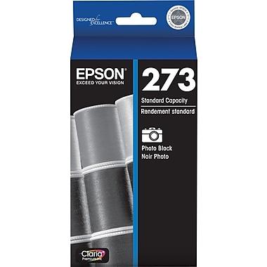 Epson – Cartouche d'encre noire 273 (T273120-S)