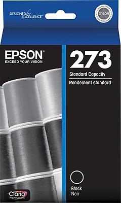 Epson 273 Black Ink Cartridge (T273020-S)