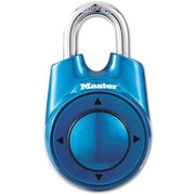 Master Lock® Speed Dial™ Set-your-own Combination Lock