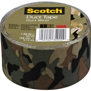 "Scotch® Brand Duct Tape, Duct Blind, 1.88""x 10 Yards"
