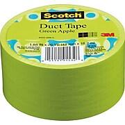 "Scotch® Duct Tape, 1.88"" x 20 yds., Green (920-BLK-C)"