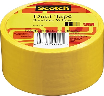 Scotch® Duct Tape, 1.88