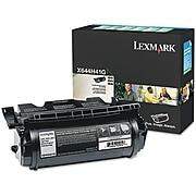 Lexmark X644H41G Black High Yield Toner Cartridge
