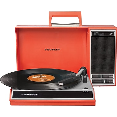 Crosley Radio Spinnerette Record Players