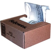 Fellowes Wastebags for Powershred 465MS 455MS 75CS 70S 73Ci 74C 79Ci 84Ci, 100/Roll