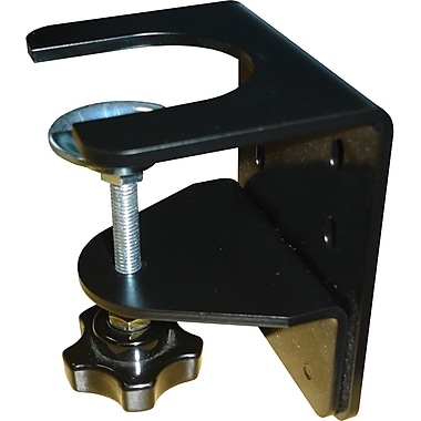 Doublesight™ Displays DSCLMP2 Vise Style Flex Stand Desk Clamp, 4 1/4