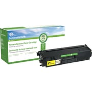 Sustainable Earth by Staples Remanufactured Yellow Toner Cartridge, Brother TN-315Y, High Yield