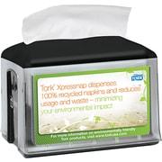 SCA Xpressnap Tabletop Napkin Dispenser, Black