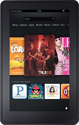 """Kindle Fire 7"""" with Special Offers"""