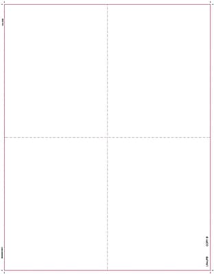 TOPS® 1099R Tax Form, 1 Part, Blank Front Laser, White, 8 1/2