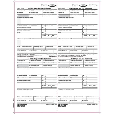 Employee Tax Form. Once The Employee Has Made The Necessary