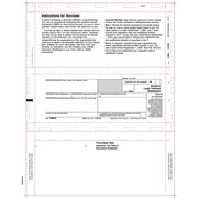 """TOPS® 1098E Tax Form, 1 Part, White, 8 1/2"""" x 11"""", 500 Sheets/Pack"""