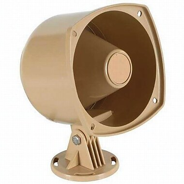 CyberData Mini Horn Loudspeaker, 7 .6
