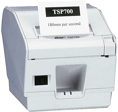 Star® 37999950 TSP743II Series Printer, 60 lps