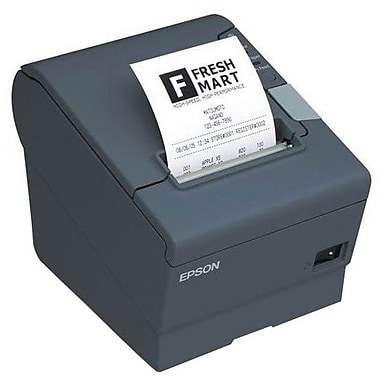 Epson® C31CA85631 TM-T88V Series Receipt Printer, Monochrome, Serial USB Interface