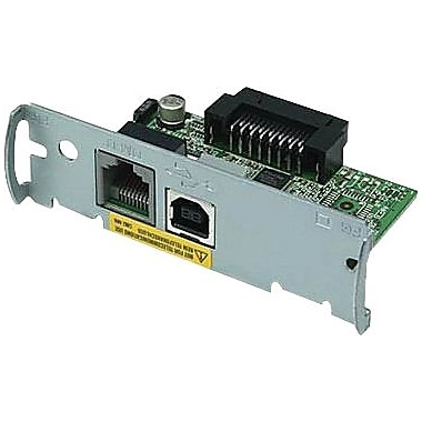 Epson® C32C824121 Serial Adapter, 4 Pin, USB Type B Interface