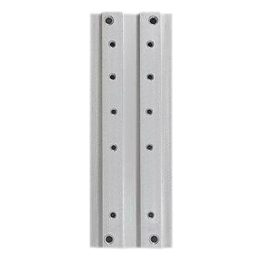 Ergotron® 60156 Peripheral Track Mount Bracket Kit, Zinc