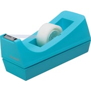 Scotch® Jewel Pop Desktop Tape Dispenser, Emerald Green