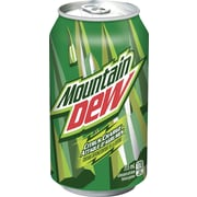 Mountain Dew – Cannettes de 355 ml, paq./12