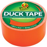 "Duck Tape® Brand Duct Tape, Blaze Orange X-Factor™, 1.88"" x 15 Yards"