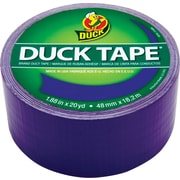 "Duck Tape® Brand Duct Tape, Purple Duchess™, 1.88"" x 20 Yards"